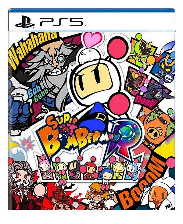 Super Bomberman R para ps5 - Mídia Digital