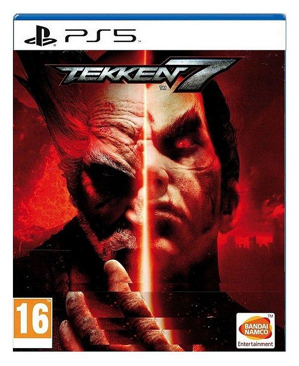Tekken 7 para PS5 - Mídia Digital