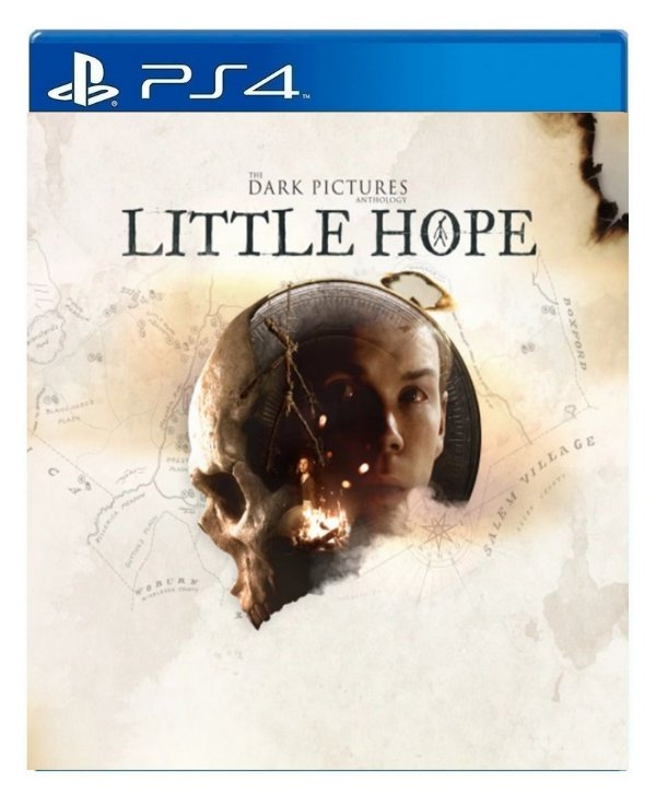 The Dark Pictures Anthology Little Hope para ps4 - Mídia Digital