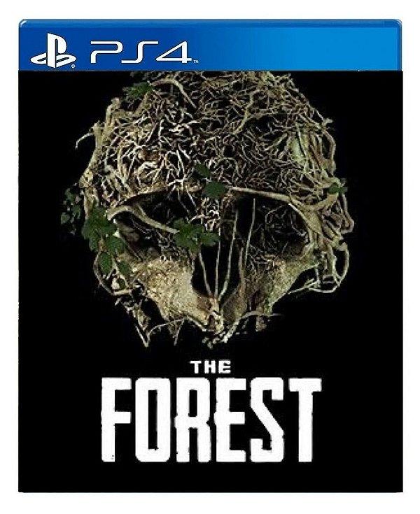 The Forest para ps4 - Mídia Digital