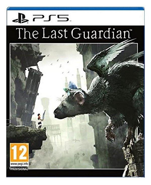 The Last Guardian para ps5 - Mídia Digital