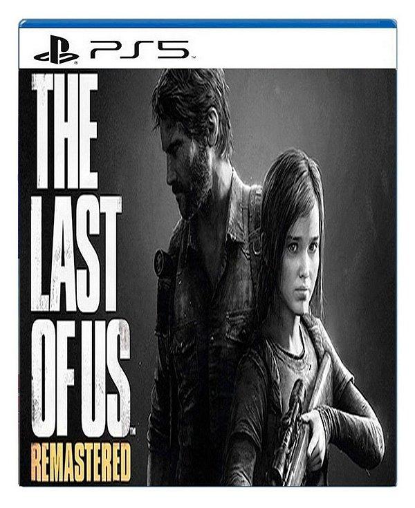 The Last Of Us Remastered para PS5 - Mídia Digital