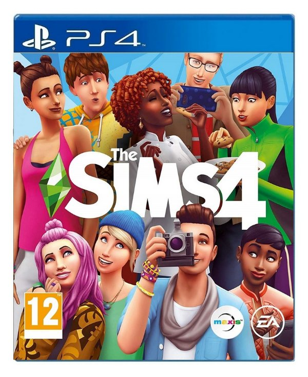 The Sims 4 para PS4 - Mídia Digital