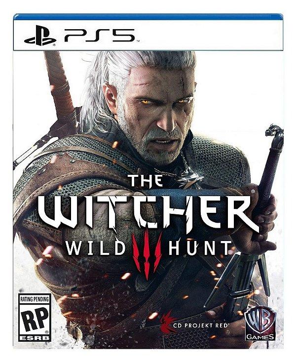 The Witcher 3 para ps5 - Mídia Digital