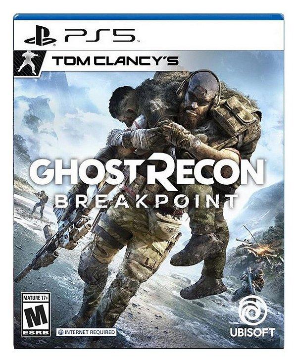 Tom Clancy's Ghost Recon Breakpoint para ps5 - Mídia Digital