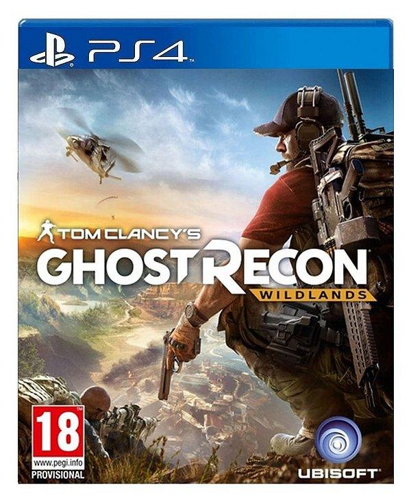 Tom Clancy's Ghost Recon Wildlands para ps4 - Mídia Digital