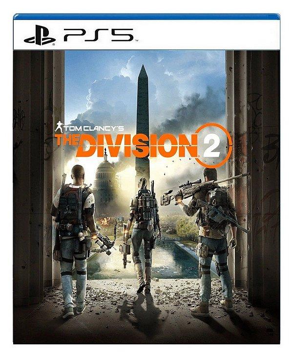 Tom Clancy´s The Division 2 para ps5 - Mídia Digital