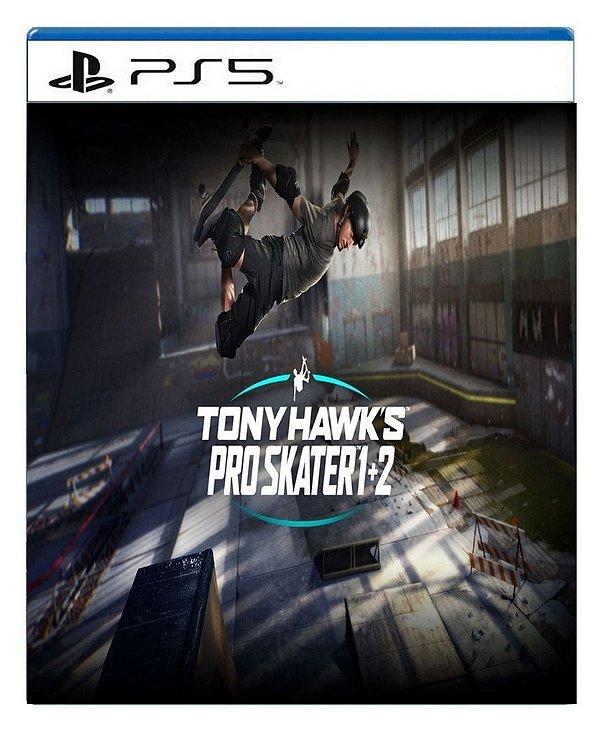 Tony Hawk's™ Pro Skater™ 1 + 2 para PS5 - Mídia Digital