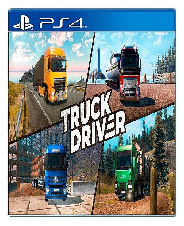 Truck Driver para ps4 - Mídia Digital