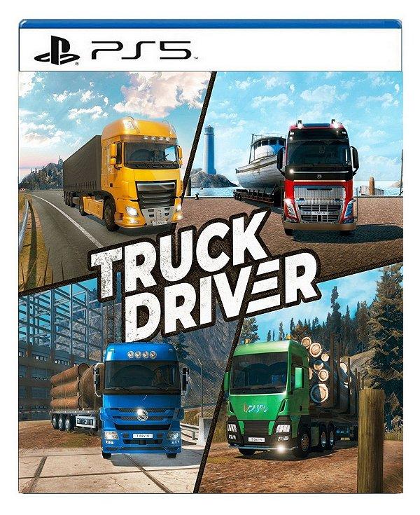 Truck Driver para ps5 - Mídia Digital
