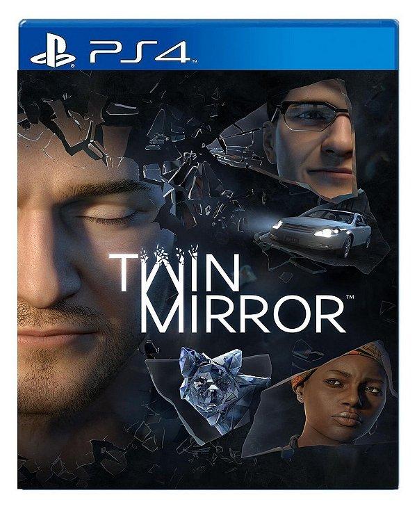 Twin Mirror para ps4 - Mídia Digital