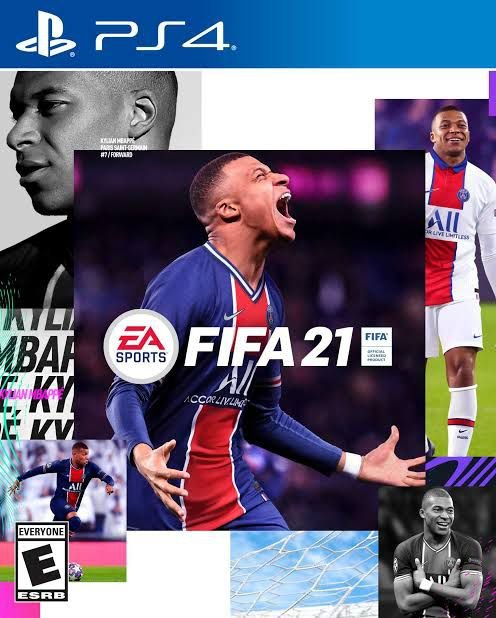 FIFA 21 PS4 MIDIA DIGITAL