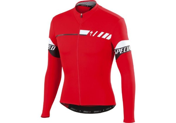 CAMISA SPECIALIZED SL ELITE ML