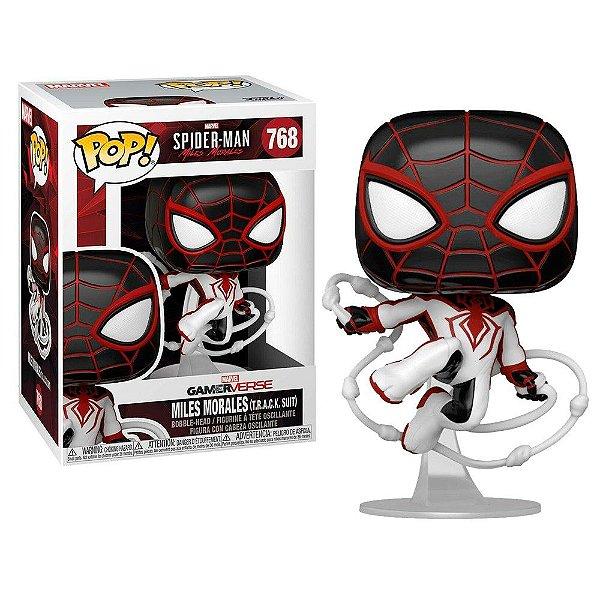 Funko Pop! Marvel Spider-Man Miles Morales 768