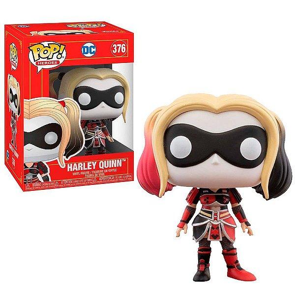 Funko Pop! Heroes Harley Quinn 376