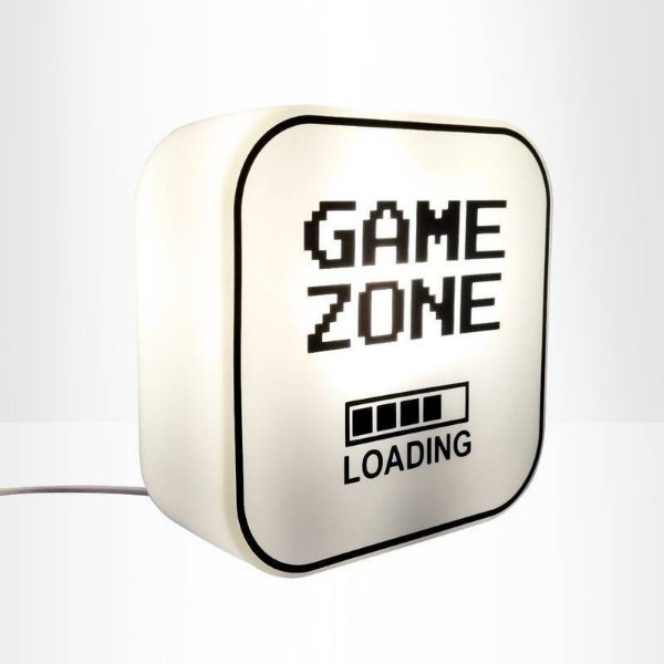 Box Luminária - Game Zone