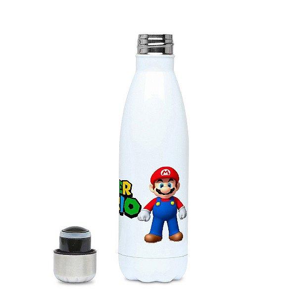 Garrafa Térmica CL475 Mario and Luigi