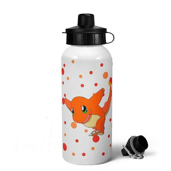 Garrafa MQ600 Pokemon Charmander
