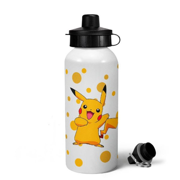 Garrafa MQ600 Pokemon Pikachu