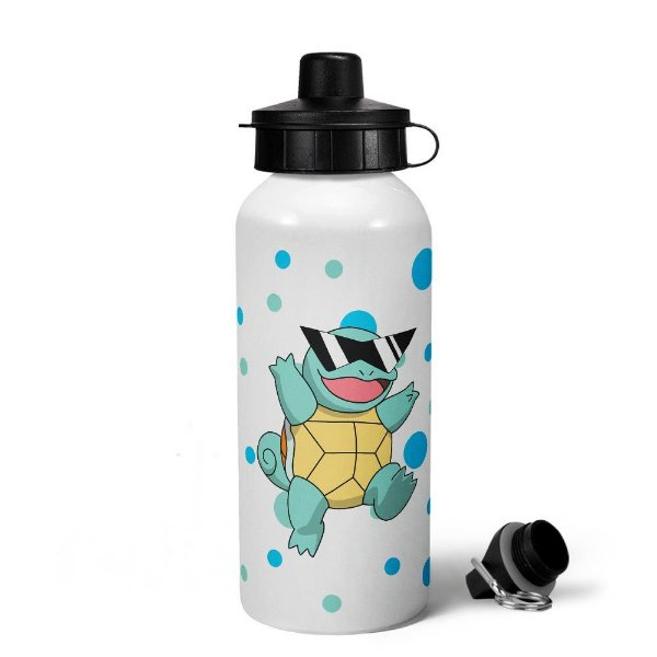 Garrafa MQ600 Pokemon Squirtle