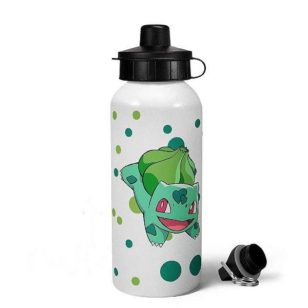 Garrafa MQ600 Pokemon Bulbassauro