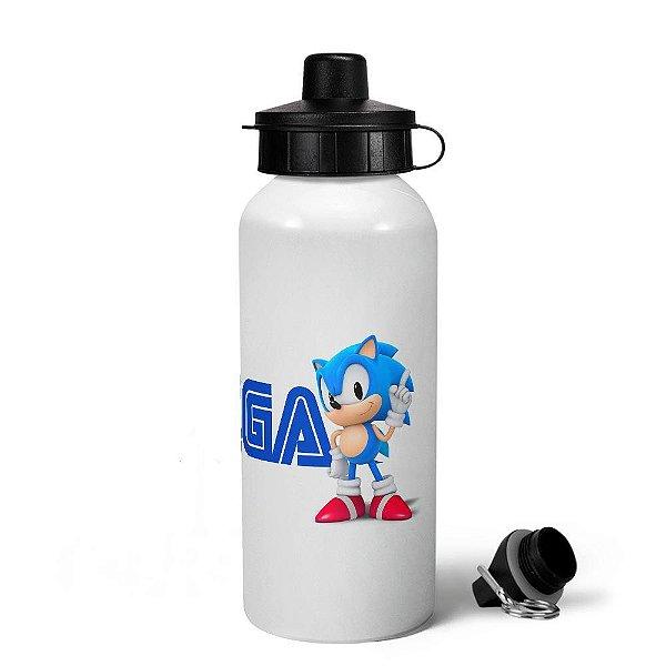 Garrafa Squeeze MQ600 Sonic and Tails