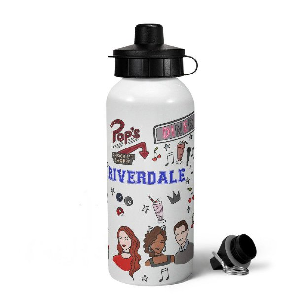 Garrafa Squeeze MQ Riverdale