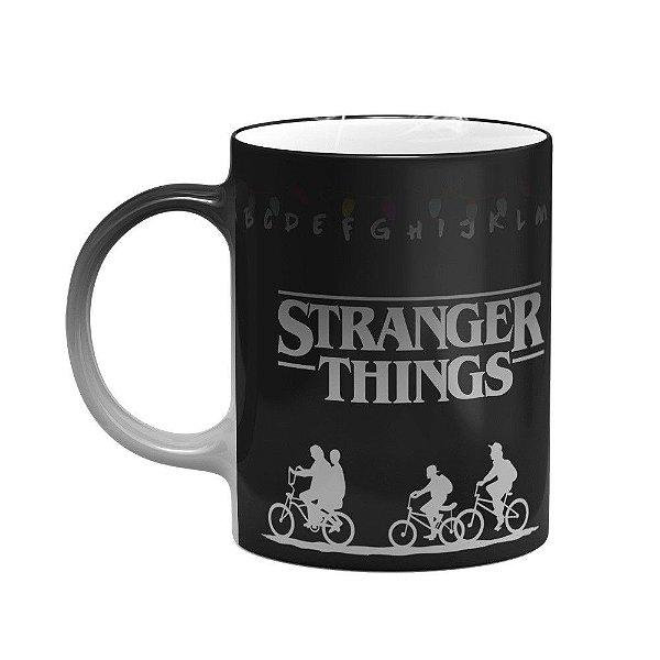 Caneca Mágica - Stranger Things