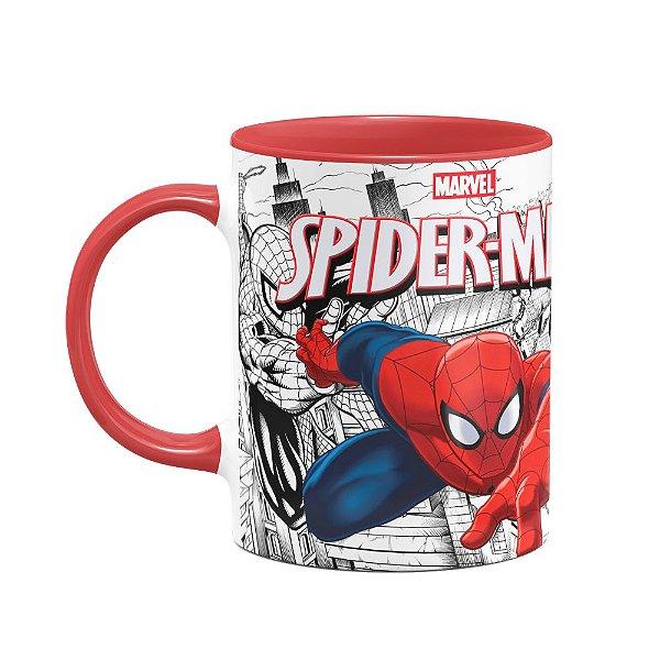 Caneca Homem Aranha - B-red