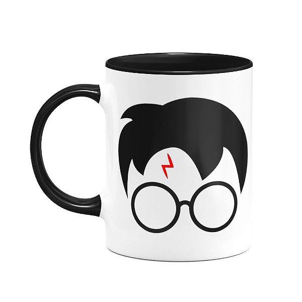 Caneca Harry Potter - B-black