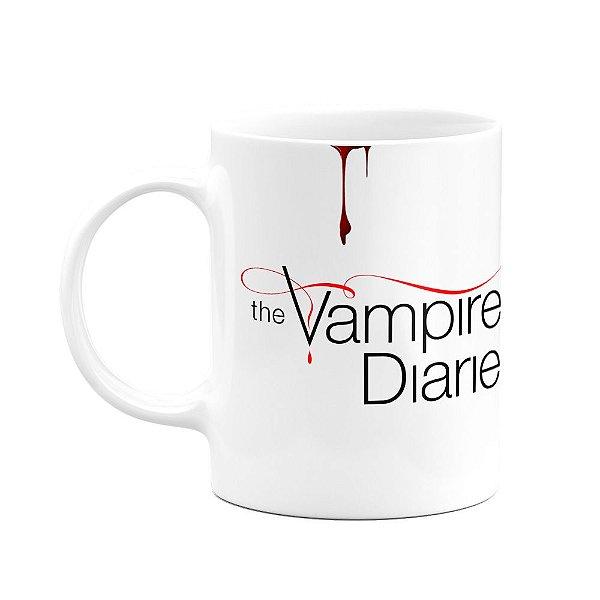 Caneca Série The Vampire Diaries Série