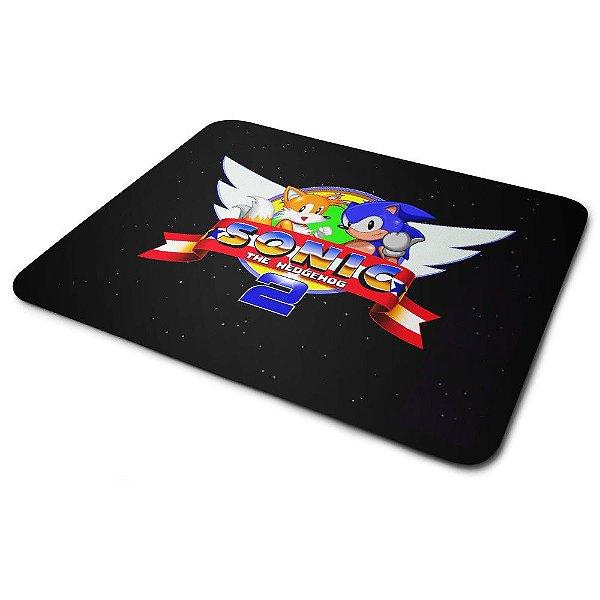 Mousepad Gamer - Sonic the hedgehog 2