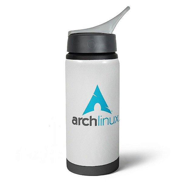 Garrafa Squeeze NK600 ArchLinux