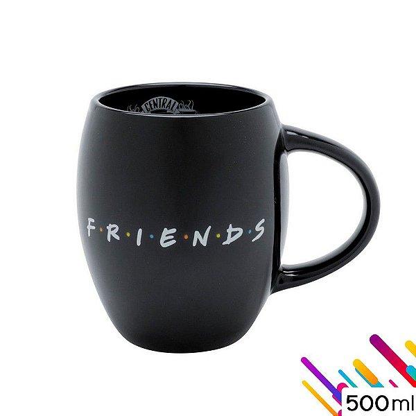 Caneca Bulging Friends Logo