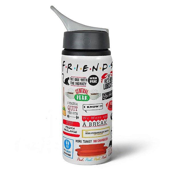 Garrafa Squeeze - Icons Moments Friends NK