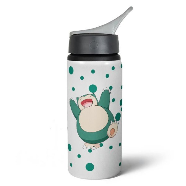 Garrafa NK - Pokemon Snorlax