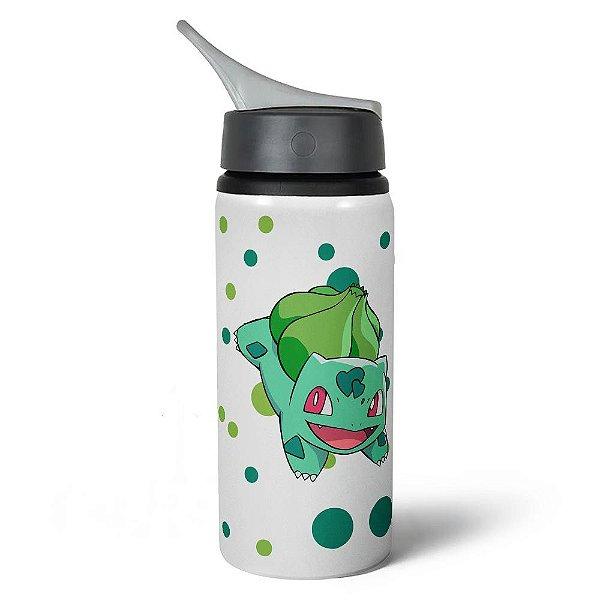 Garrafa NK - Pokemon Bulbasauro