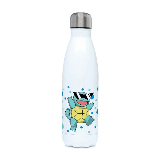 Garrafa Térmica - Pokemon Squirtle