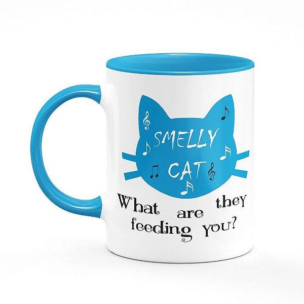 Caneca Friends Smelly Cat - B-blue (Saldo)