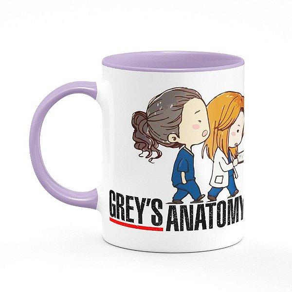 Caneca B-lilás Greys Anatomy - You're My Person (Saldo)