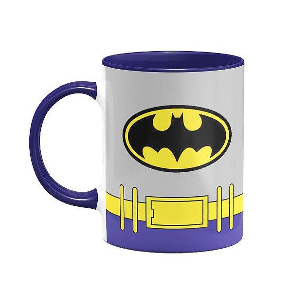 Caneca Batman - B-blue (Saldo)