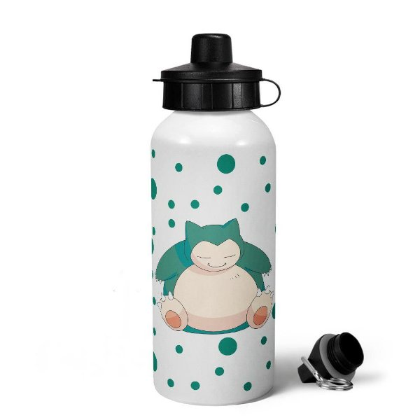Garrafa MQ600 Pokemon Snorlax (Saldo)