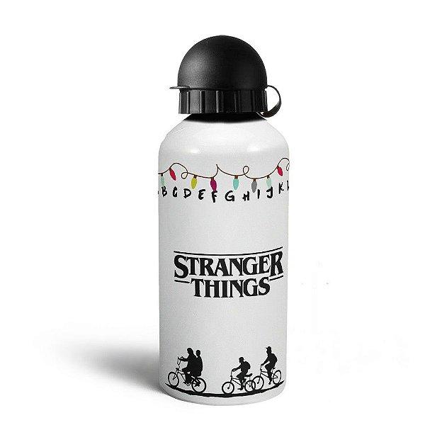 Garrafa Squeeze Stranger Things BL (Saldo)
