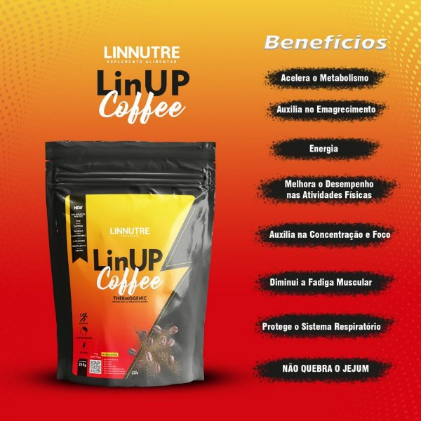 LinUp Coffee Thermogenic