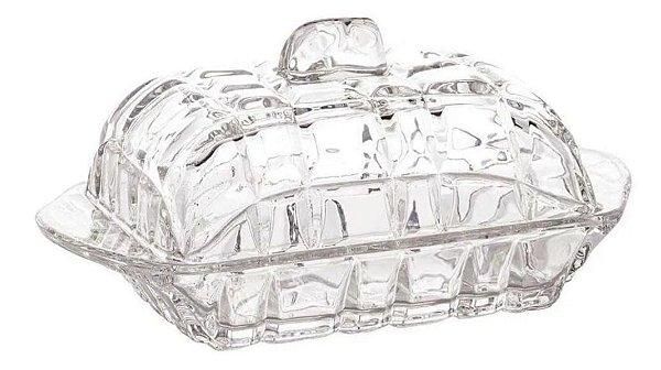 Mantegueira de vidro relevo Deli Diamond - Lyor