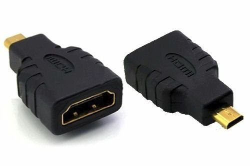 Adaptador Micro Hdmi para HDMI Fêmea