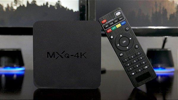 MXQ-4K - Transforme sua tv em SMART TV