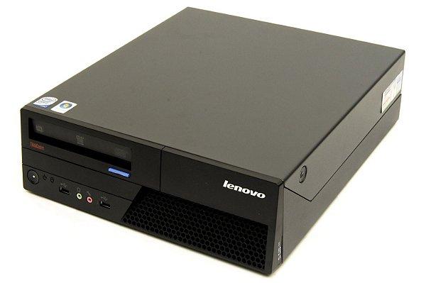 Computador Lenovo Thinkcentre Com Ssd 120gb / Core 2 Duo / 4gb