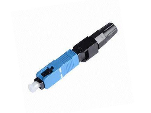 Conector de Campo Fast Sc-Upc Azul