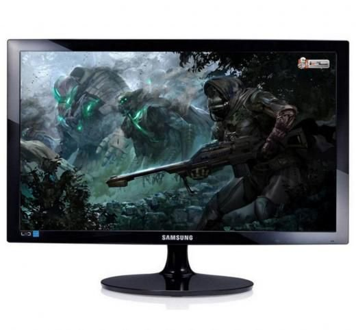 Monitor Gamer Full Hd Samsung 21.5 Polegadas Amd Freesync